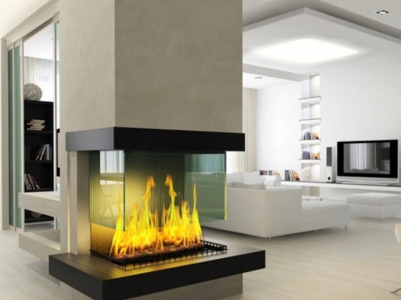 Ramonage de cheminée moderne
