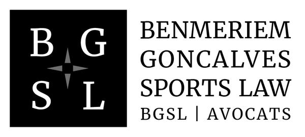 BENMERIEM GONCALVES SPORTS LAW - BGSL