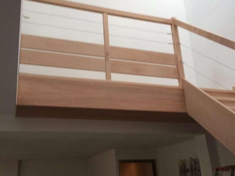 Refaire ses escaliers en bois avec AMF Menuiserie sur Paris île de France