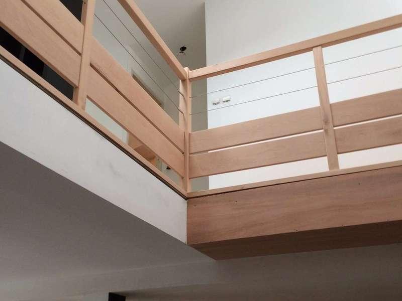 faites appel a amf menuiserie pour la renovation descalier en bois