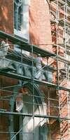 Toutain Abraham, Ravalement de façades à La Verrie