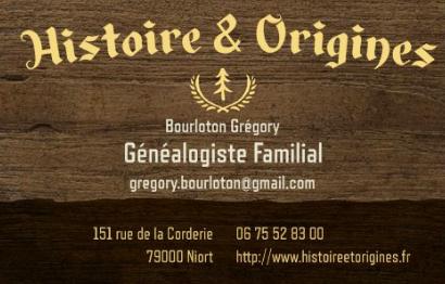 histoire et origines gregory bourloton