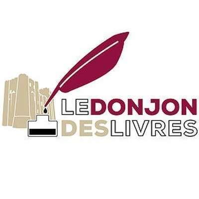 """Site du Salon du Livre de Niort - Événement littéraire annuel organisé par l'association """"Le Donjon des Livres""""."""