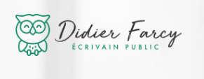 Écrivain : Didier Farcy  Installé dans le Rhône