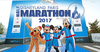 présence de team sport santé au semi marathon de disneyland paris 2017