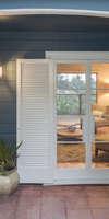 la maison du menuisier, Installation de volets à Landrecies