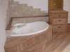 Atelier du bois, aménagement de salle de bain à Arnas (69400)