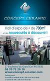 CONCEPT CERAMIC, Maçonnerie à Poitiers