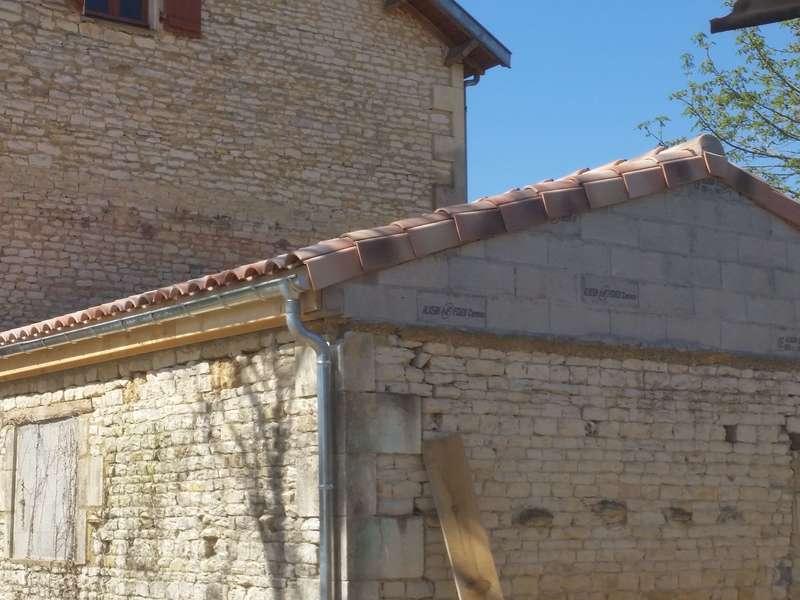 Charpente et toiture neuve à côté de La Rochelle Réalisée par Vincent Deguilhen