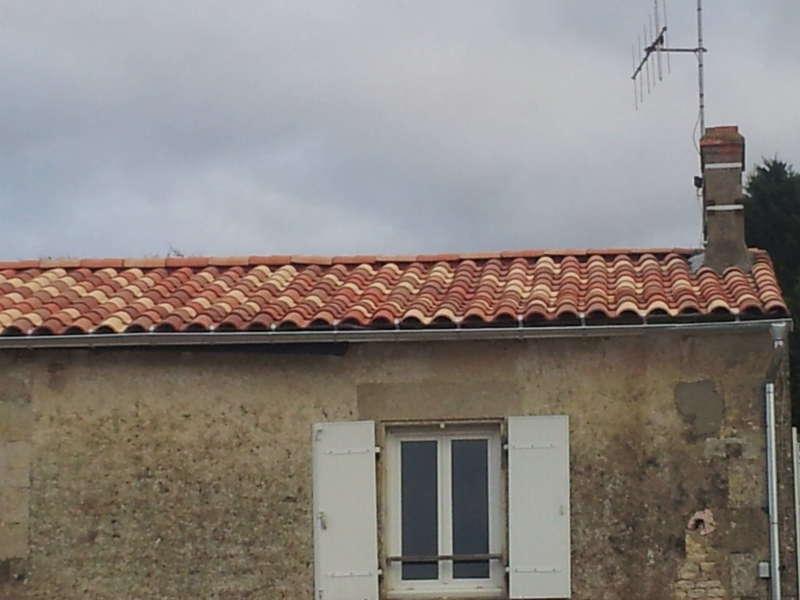 Toiture neuve à côté de La Rochelle Réalisée par Vincent Deguilhen