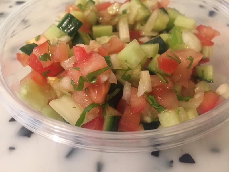 salade shabbat Salades israéliennes traiteur  cacher