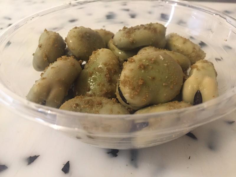 salade shabbat Fèves au cumin