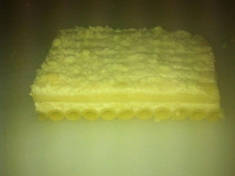 gratin de macaronie
