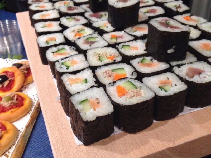 traiteur cacher sushi