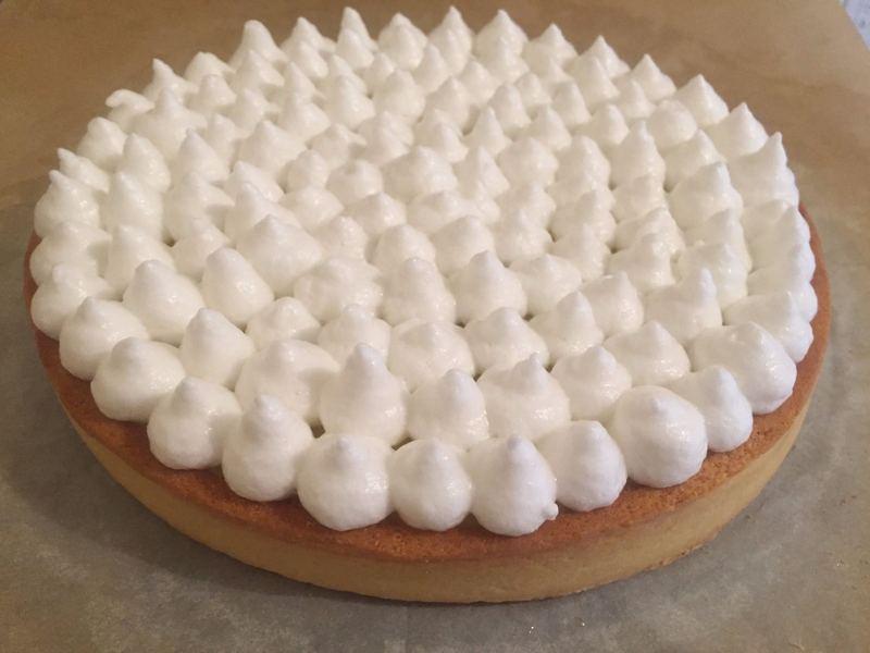meringue pour tarte citron meringuée cacher