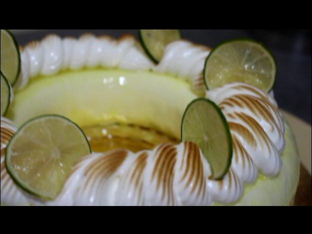 traiteur cacher Entremet citron meringué