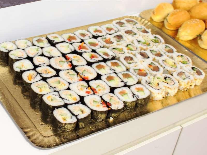 Déjeuner cacher japonnais