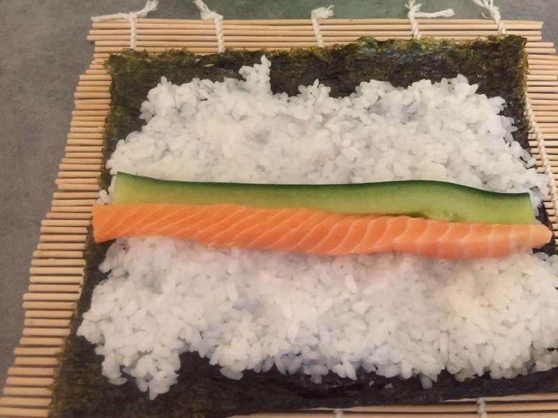 Sushi traiteur cacher