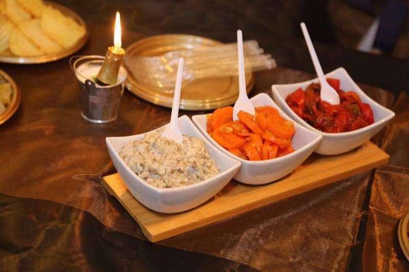 buffet salade shabat cacher