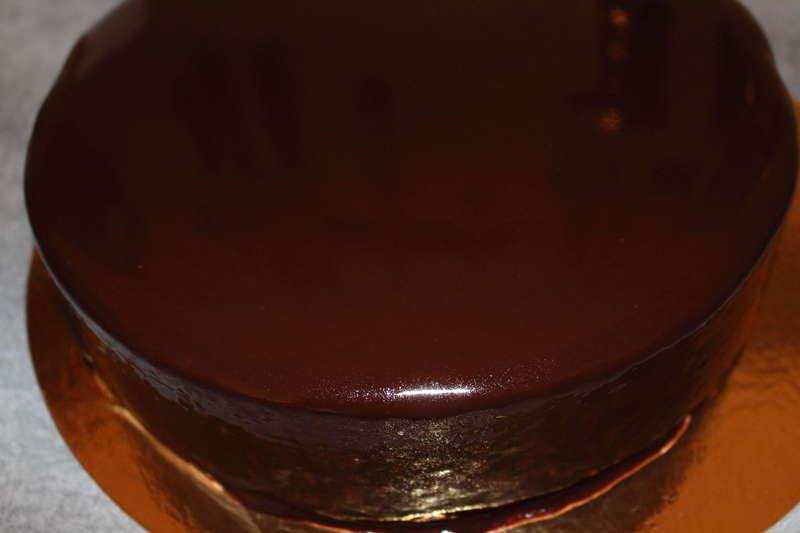 gâteau anniversaire chocolat cacher