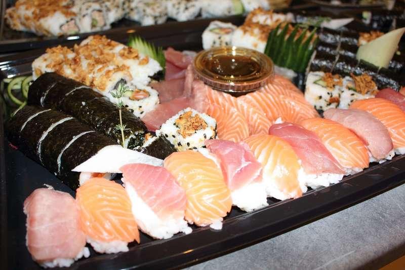 Formule sushi découverte traiteur cacher