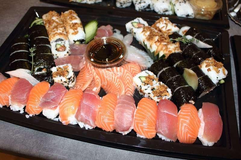 traiteur cacher  Formule sushi