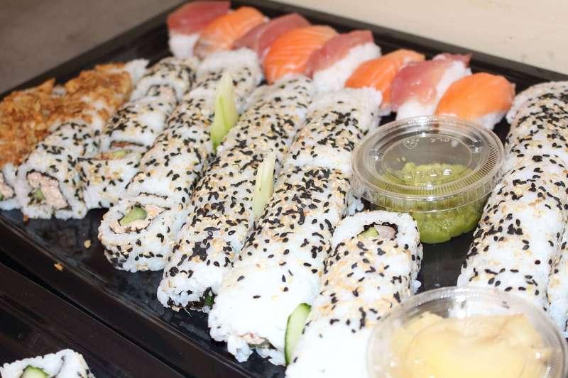 Formule sushi découverte traiteur cacher paris