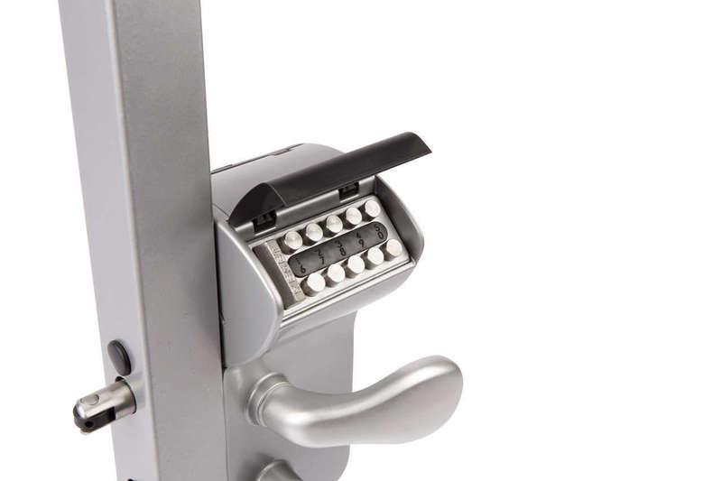 VINCI - Serrure à code mécanique  Portail Battant - Réf LMKQ V2