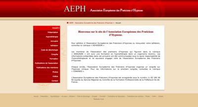 Association  Européenne des Praticiens d'Hypnose