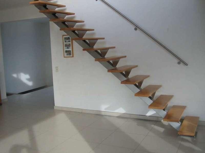 Réalisation escalier agogue père et fils reuil malmaison serrurerie