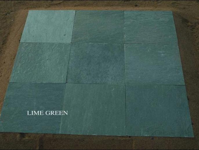 Lima gris/vert