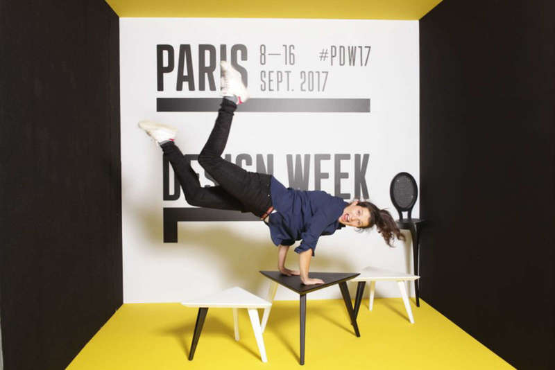 Gravity Box pour la Paris Design Week - 2017