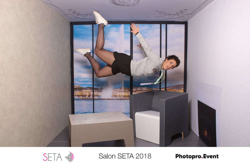 Gravity Box en kit pour le Salon SETA - 2018