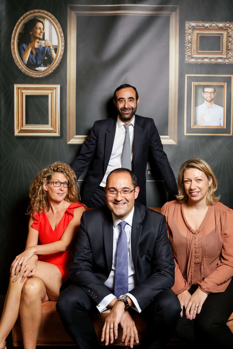 Photocall au Salon Patrimonia - 2018