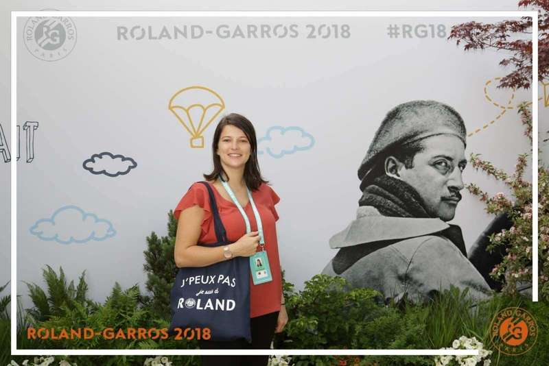 Photocall pour RG - 2018