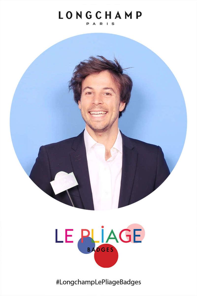 Photocall avec Longchamp - 2018