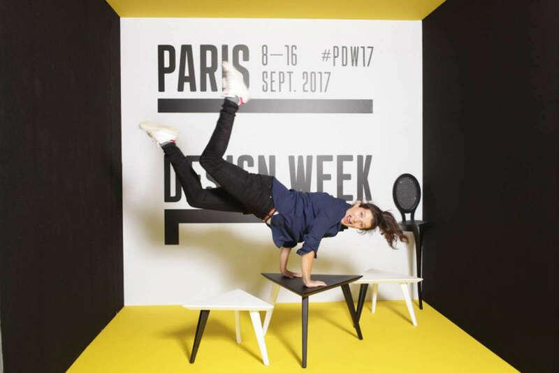 Gravity Box pour la Paris Design Week - 2017