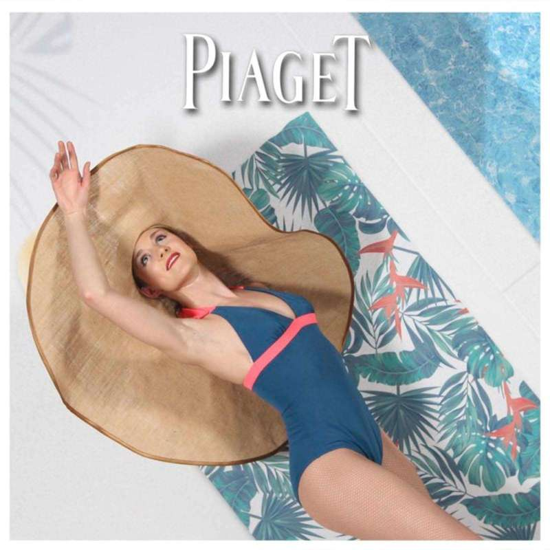 Photocall pour Piaget - 2018