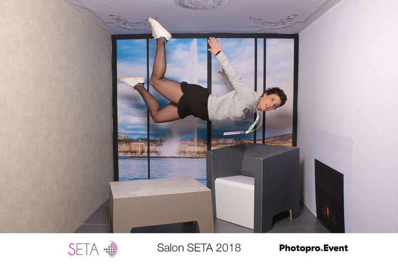 Gravity Box en kit pour le Salon SETA - 2018