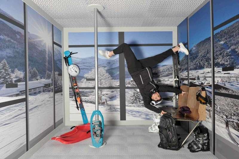 Gravity Box pour Decathlon - 2019