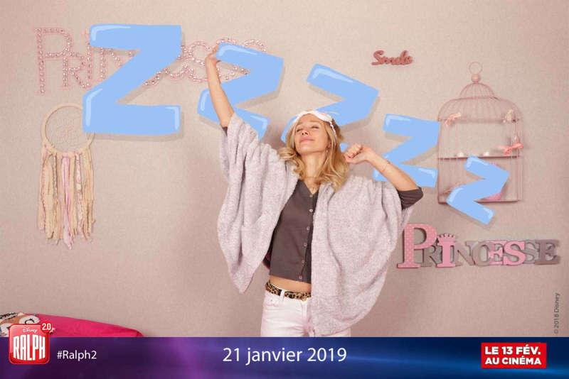 Pix & Draw pour la sortie du nouveau Ralph 2.0 - 2019