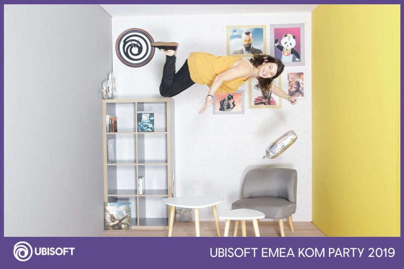Gravity Box pour Ubisoft - 2019