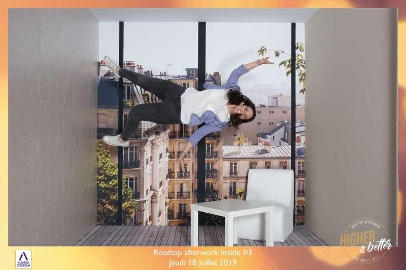 Gravity Box pour Cogedim  2019