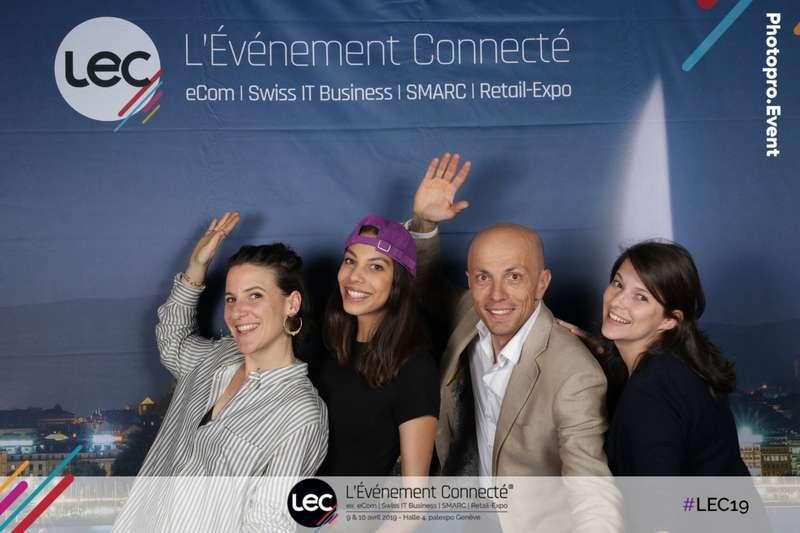 Photocall LEC, Genève 2019