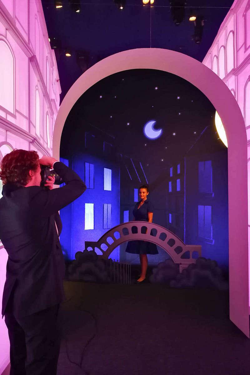 Animation du photocall décors avec un photographe professionnel