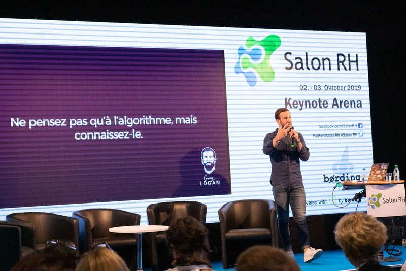 Reportage photo - Salon RH Genève 2019