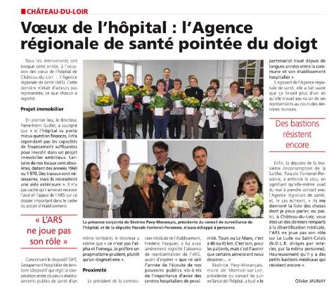 Le Petit Courrier - L'Écho (19 janvier 2018) n°2