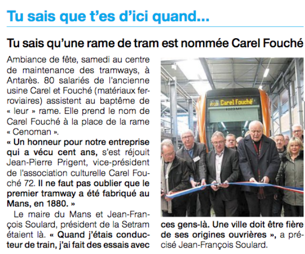 Ouest France - 5 mars
