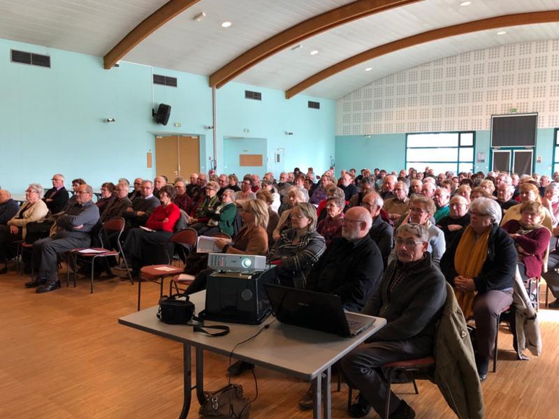 Assemblée Générale de Générations Mouvement du Pays Calaisien