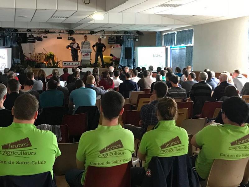 Assemblée Générale des Jeunes Agriculteurs de la Sarthe